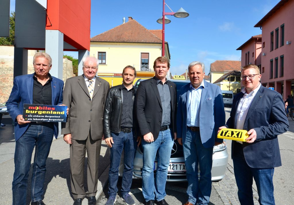 Taxi Jennersdorf am 4. Mai gestartet!
